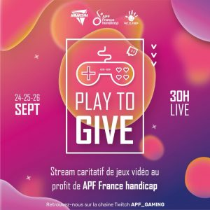 Play-to-give